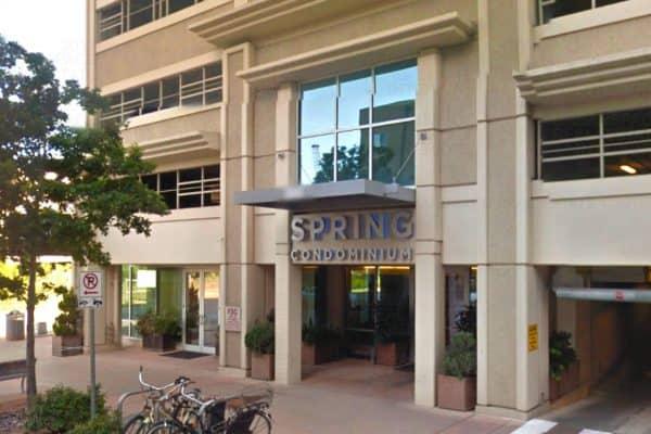 Spring Condominiums - Austin Downtown Luxury Condos