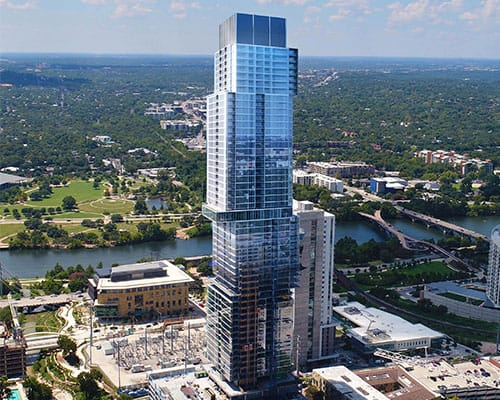 project marketing lifestyle guide downtown austin development